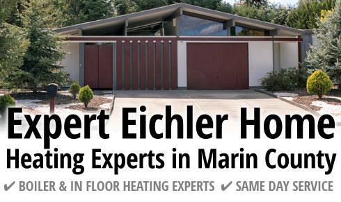 Eichler Heating Marin County